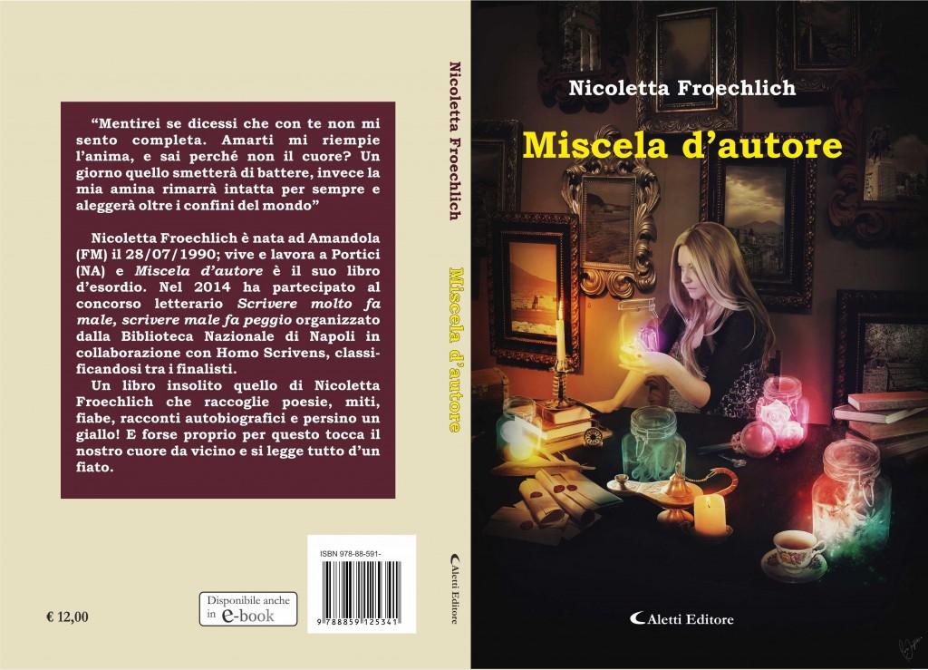 """Immagine in copertina: """"Collector of Tales"""" di Rosa Ingenito"""